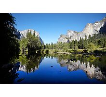 Yosemite Valley, California, USA. Photographic Print