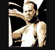 Bruce Willis Vector Illustration T-Shirt