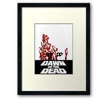 Dawn of the Dead Framed Print