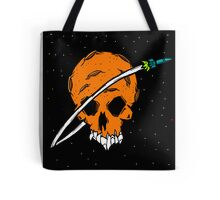 One Dead Moon Tote Bag