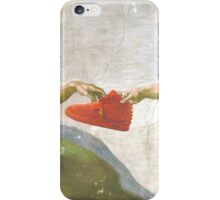 Shoes is life iPhone Case/Skin