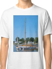 Wednesday At The Seaport 2 Classic T-Shirt