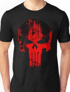 PUNISHER GRUNGE Unisex T-Shirt