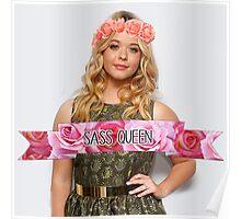 Sasha Pieterse for Sass Queen 2016 Poster