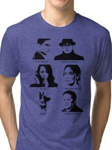 Person of Interest - Team Machine Tri-blend T-Shirt