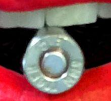 9mm Smile Sticker