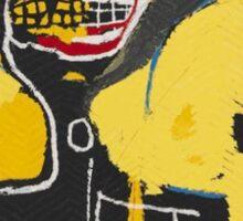 Basquiat AOTKHPES Samo Sticker