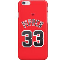 Pippen iPhone Case/Skin