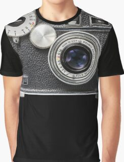 Argus Camera Graphic T-Shirt