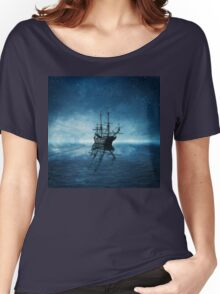 ghost ship 1 Women's Relaxed Fit T-Shirt