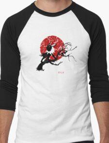 Thunder Stone Men's Baseball ¾ T-Shirt