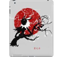 Thunder Stone iPad Case/Skin