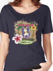 CORGI-BUNGA! Women's Relaxed Fit T-Shirt