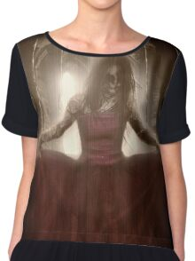 The Marionette Chiffon Top