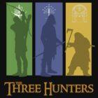 The Three Hunters by ShadyEldarwen