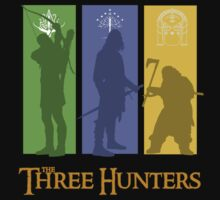The Three Hunters by ShadyEldarwen