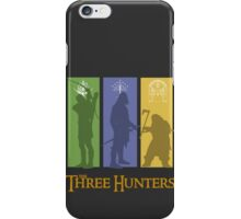 The Three Hunters iPhone Case/Skin