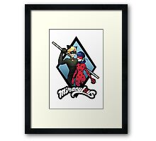 The Miraculous Duo Framed Print