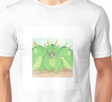 Cuddle Dragons Unisex T-Shirt