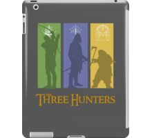 The Three Hunters iPad Case/Skin