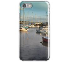Titchfield Haven Harbour. England iPhone Case/Skin