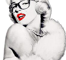 Marilyn Monroe  by VeilSide07