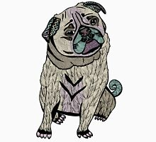 Ares The Hipster Pug Unisex T-Shirt