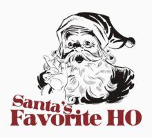 Santas Favorite HO by Boogiemonst