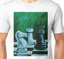 Knight takes King  Unisex T-Shirt