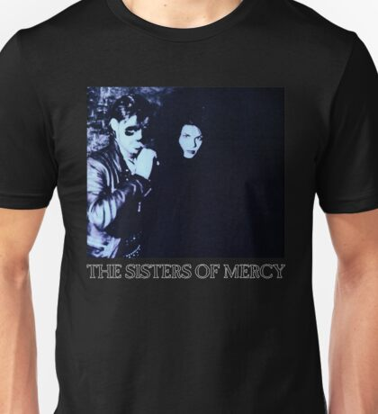The Sisters of Mercy - Lucretia Unisex T-Shirt