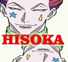 hunter x hunter-hisoka Sticker