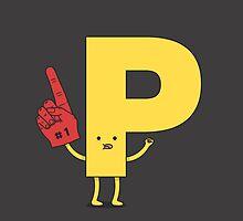 Go P! by Haasbroek