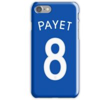 Payet France iPhone Case/Skin