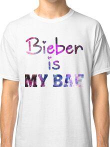 Bieber Is My Bae - Justin Bieber  Classic T-Shirt