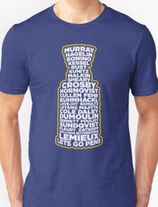 Lets Go Pens 2016 Unisex T-Shirt