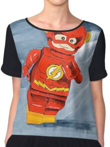 Lego Flash  Chiffon Top