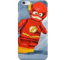 Lego Flash  iPhone Case/Skin