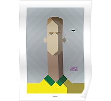 Jordan Veretout - one of the best future football player Poster