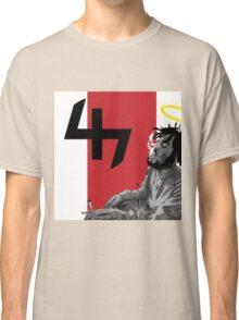 Capital Steez Smoking weed Classic T-Shirt