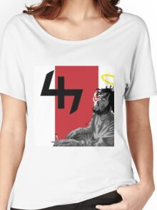 Capital Steez Smoking weed Women's Relaxed Fit T-Shirt