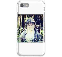 Blessings Unto You Artistic Photograph Unique Decor iPhone Case/Skin