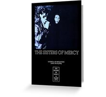 The Sisters of Mercy - Lucretia Greeting Card