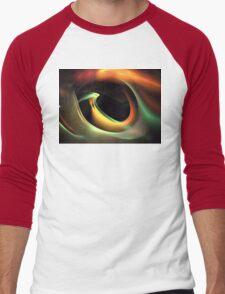 Bird's Eye Men's Baseball ¾ T-Shirt