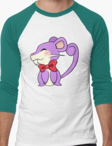 Rattata Men's Baseball ¾ T-Shirt