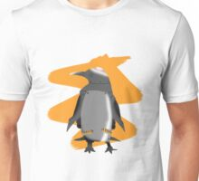 Robo-Rocket Penguin Unisex T-Shirt