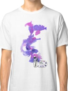 Paint It Like You Mean It Classic T-Shirt