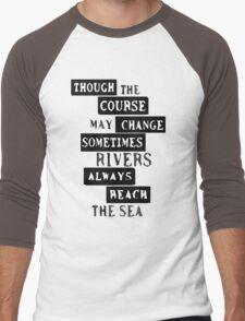 Ten Years Gone - Led Zeppelin Men's Baseball ¾ T-Shirt