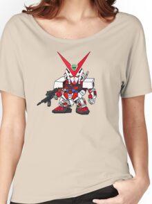 Mini Gundam 2 Women's Relaxed Fit T-Shirt