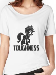 AppleJack - Toughness Women's Relaxed Fit T-Shirt