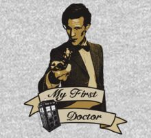 My first Doctor (Who) Eleventh 11th Matt Smith by dubukat